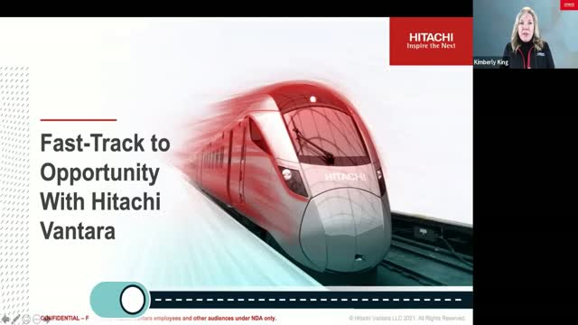 Take the Fast-Track to Opportunity With Hitachi Vantara