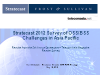 Stratecast 2012 Survey of OSS/BSS Challenges in Asia Pacific