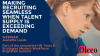 Making recruiting seamless when talent supply is exceeding demand