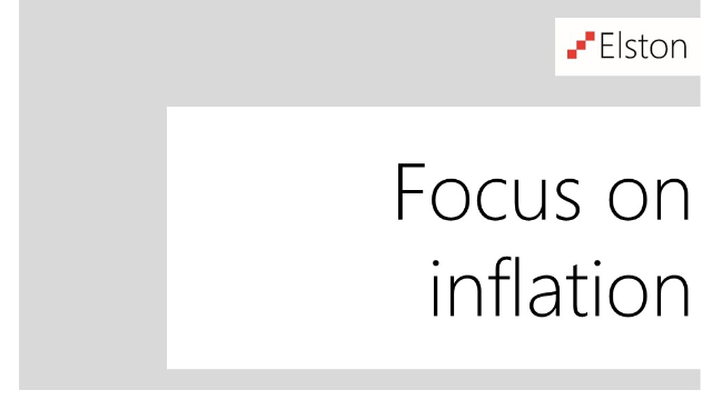 CPD: Focus on inflation