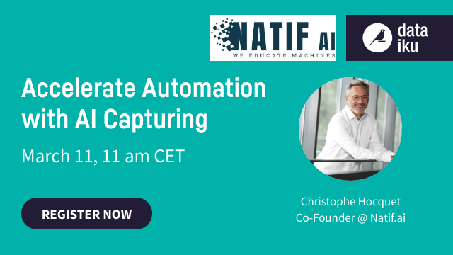Accelerate Automation with AI Capturing