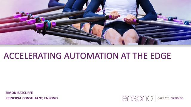 Accelerating Automation at the Edge