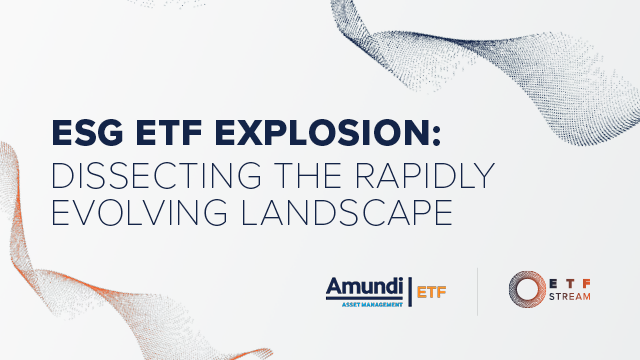 ESG ETF explosion: Dissecting the rapidly evolving landscape