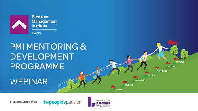 2nd PMI Mentoring and Development Programme - Sponsored by the People's Pension