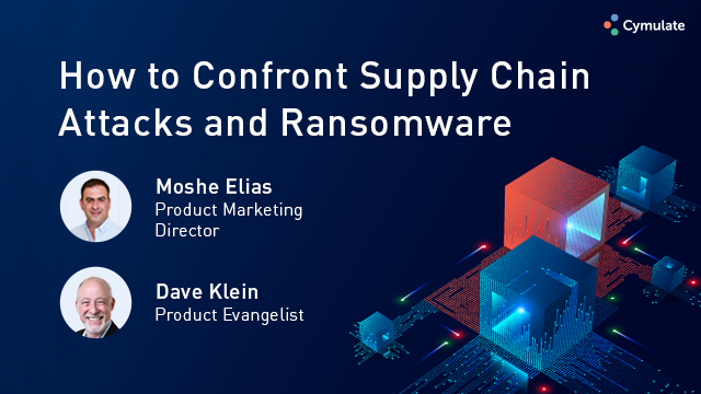 How to Confront Supply Chain Attacks and Ransomware