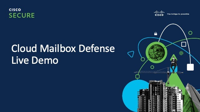 Cloud Mailbox Defense Live Demo