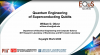 Overview of Superconducting Qubits
