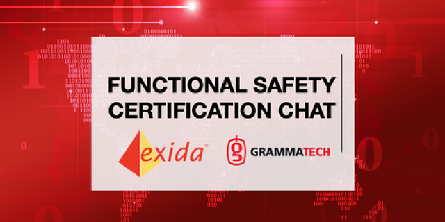 Functional Safety Certification with Exida and GrammaTech