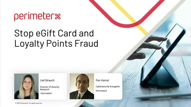 Stop eGift Card and Loyalty Points Fraud