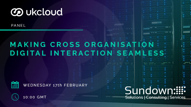 Making cross organisation digital interaction seamless, secure, and simple!