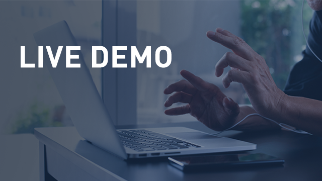Live Demo in Spanish – March 2nd, 2021