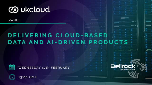 Delivering cloud-based data and AI-driven products at pace