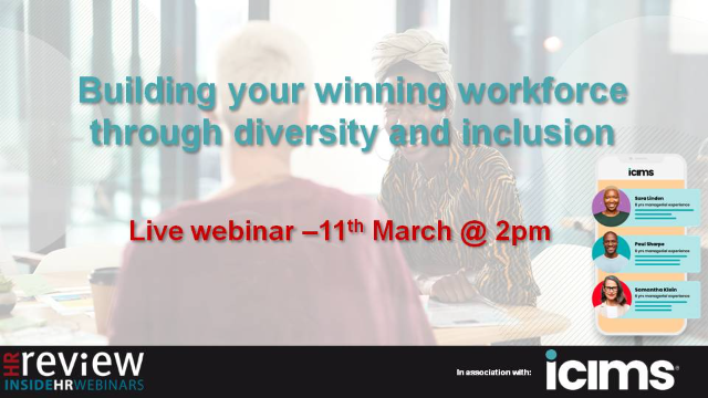 Building your winning workforce through diversity and inclusion