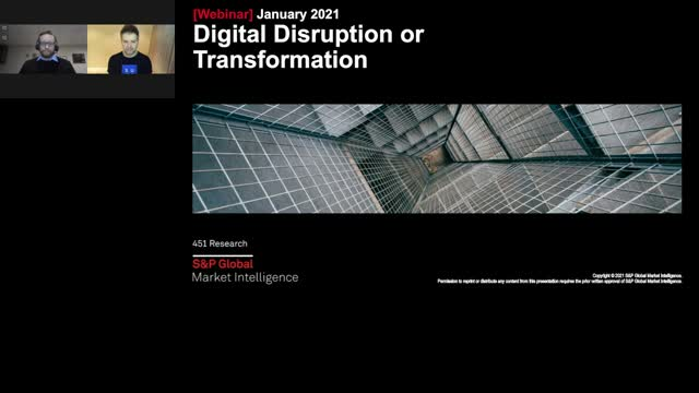 Digital Disruption or Transformation? Harness your data & deliver business value