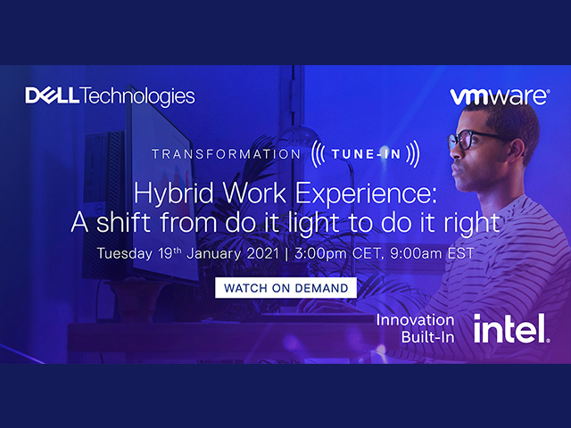 The Hybrid Work Experience:  shifting from 'do it light' to 'do it right'