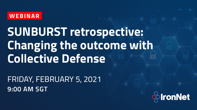SUNBURST retrospective: Changing the outcome with Collective Defense