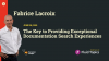 The Key to Providing  Exceptional Documentation Search Experiences
