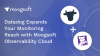 Datadog Expands Your Monitoring Reach with Moogsoft Observability Cloud