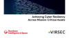 Achieving Cyber Resiliency Across Mission-Critical Assets