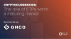 Cryptocurrencies: The role of ETPs within a maturing market