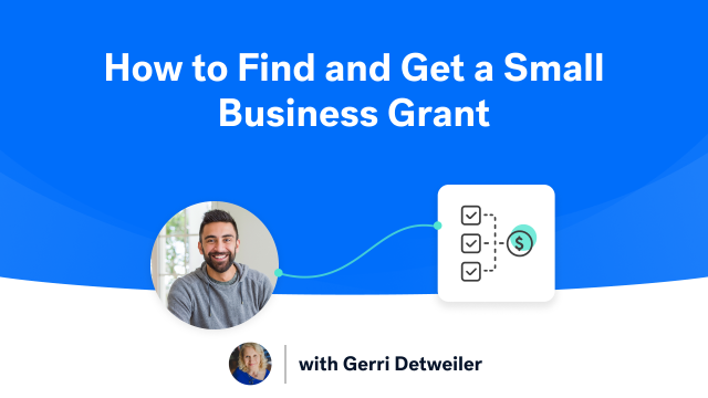 How to Find and Get a Small Business Grant