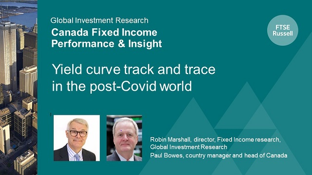 Canadian Fixed Income: yield curve track and trace in the post-Covid world.