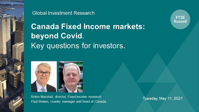 Canadian fixed income markets: beyond Covid. Key questions for investors.
