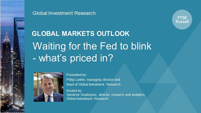 Global equities and fixed income markets outlook. For investors in EMEA.