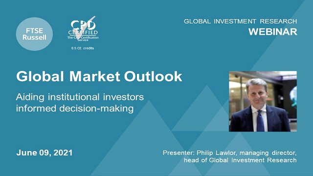 Global Market Outlook. For investors in the Americas