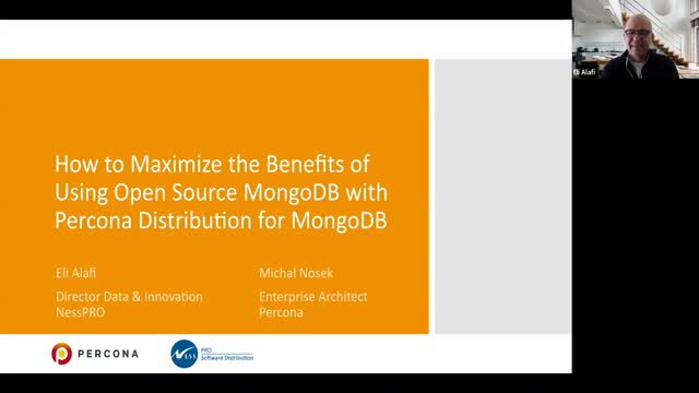 Maximize the Benefits of Open Source MongoDB with Percona Distribut