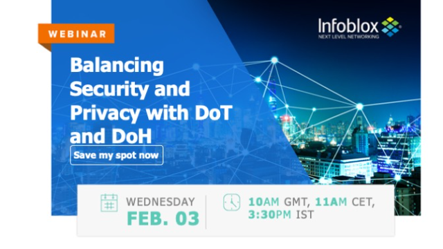 Balancing Security and Privacy with DoT and DoH (EMEA)
