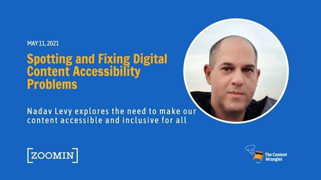 The Content Advantage: Spotting & Fixing Digital Content Accessibility Problems