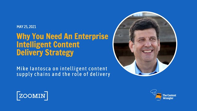 The Content Advantage: The Enterprise Intelligent Content Delivery Strategy