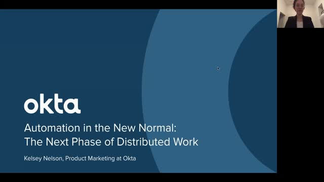 Automation in the New Normal: The Next Phase of Distributed Work