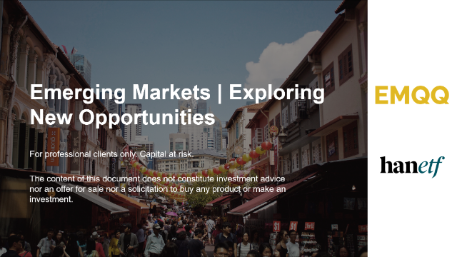 Emerging Markets | Exploring New Opportunities