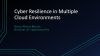 Cyber Resilience in Multiple Cloud Environments