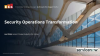 Security Operations Transformation