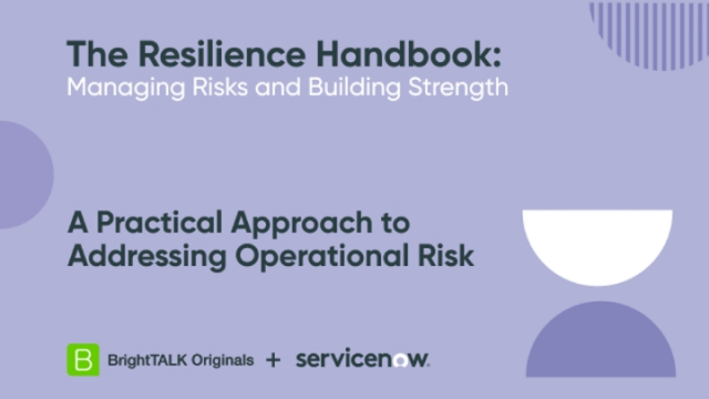 A Practical Approach to Addressing Operational Risk
