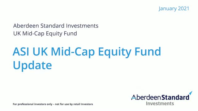 ASI UK Mid-Cap Equity Fund quarterly round up video