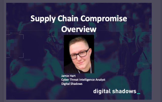 Supply Chain Compromise Overview