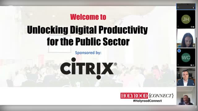 'Unlocking Digital Productivity for the Public Sector