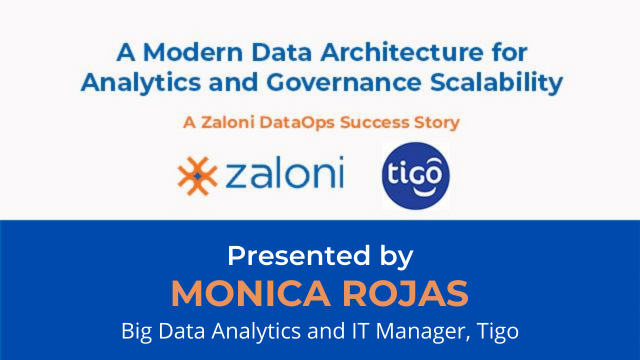 A Modern Data Architecture for Analytics and Governance Scalability