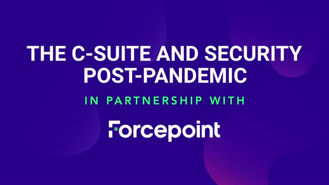 APAC: The C-Suite and Security Post-Pandemic