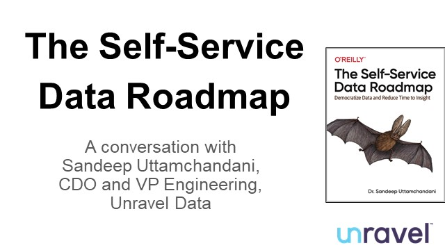 Discover Your Datasets - The Self-Service Data Roadmap, Session 1 of 4
