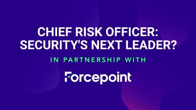 EUROPE: Chief Risk Officer: Security's Next Leader