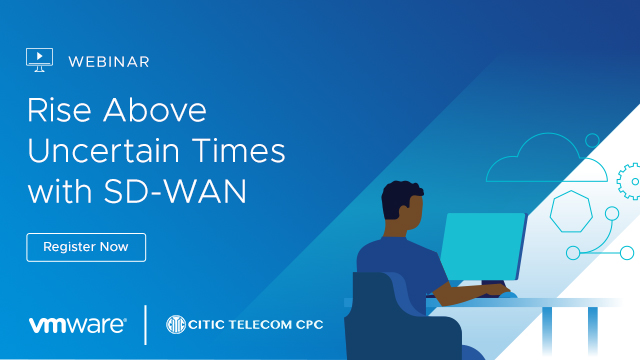 Rise Above Uncertain Times with SD-WAN