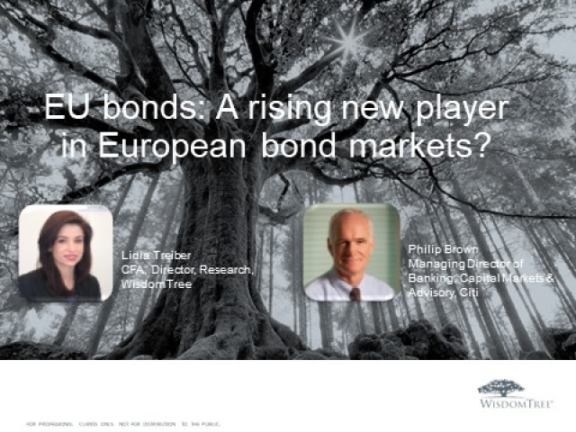 EU bonds: A rising new player in European bond markets?