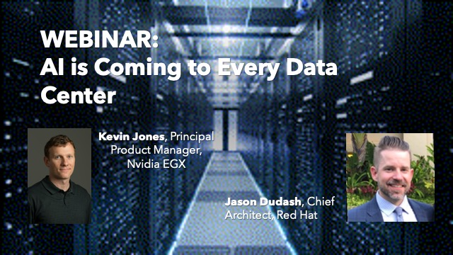 AI is Coming to Every Data Center