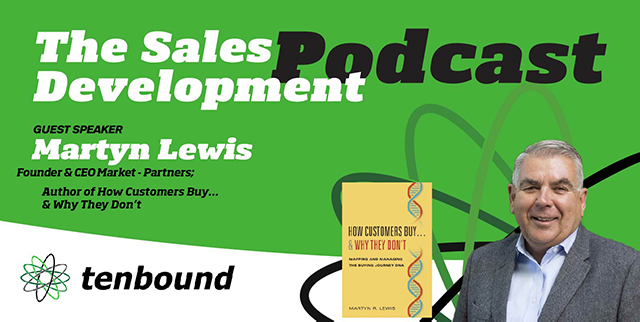 Martyn Lewis - How Customers Buy & Why They Don't