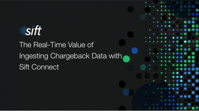 The Real-Time Value of Ingesting Chargeback Data